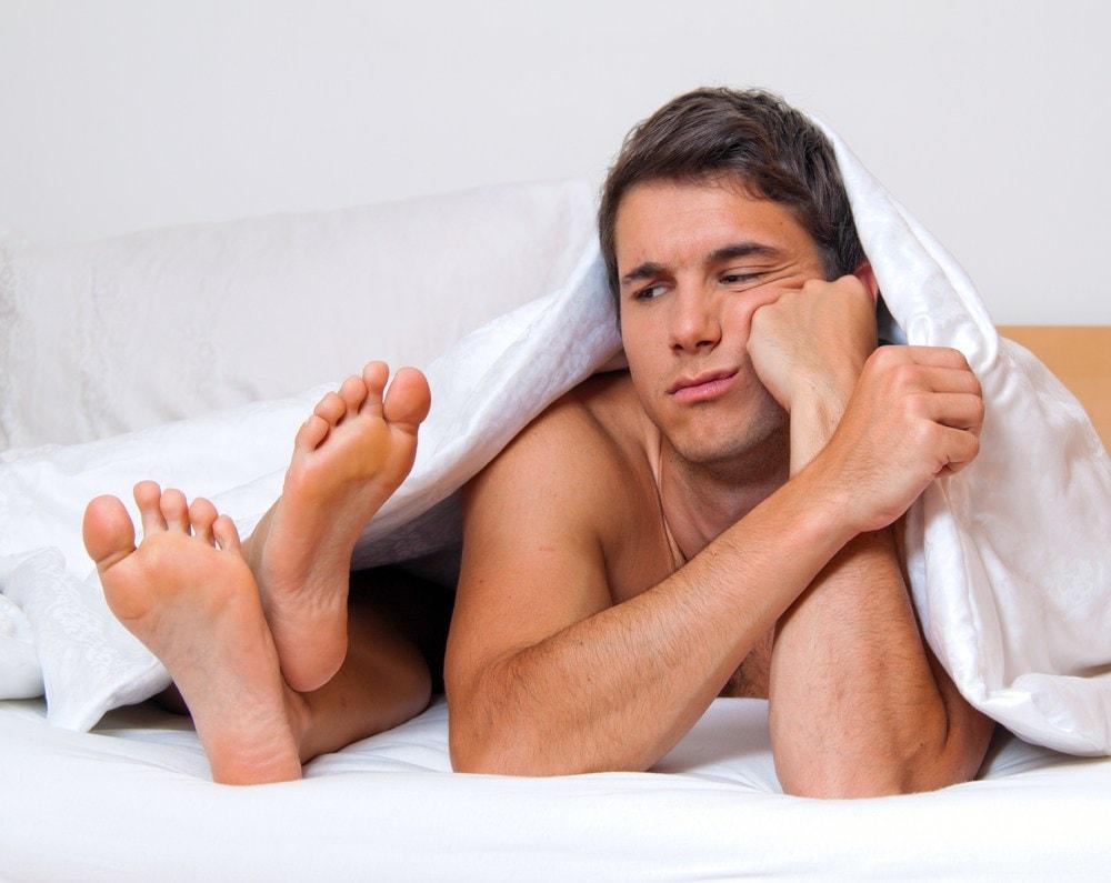 priciny malého množstva ejakulátu