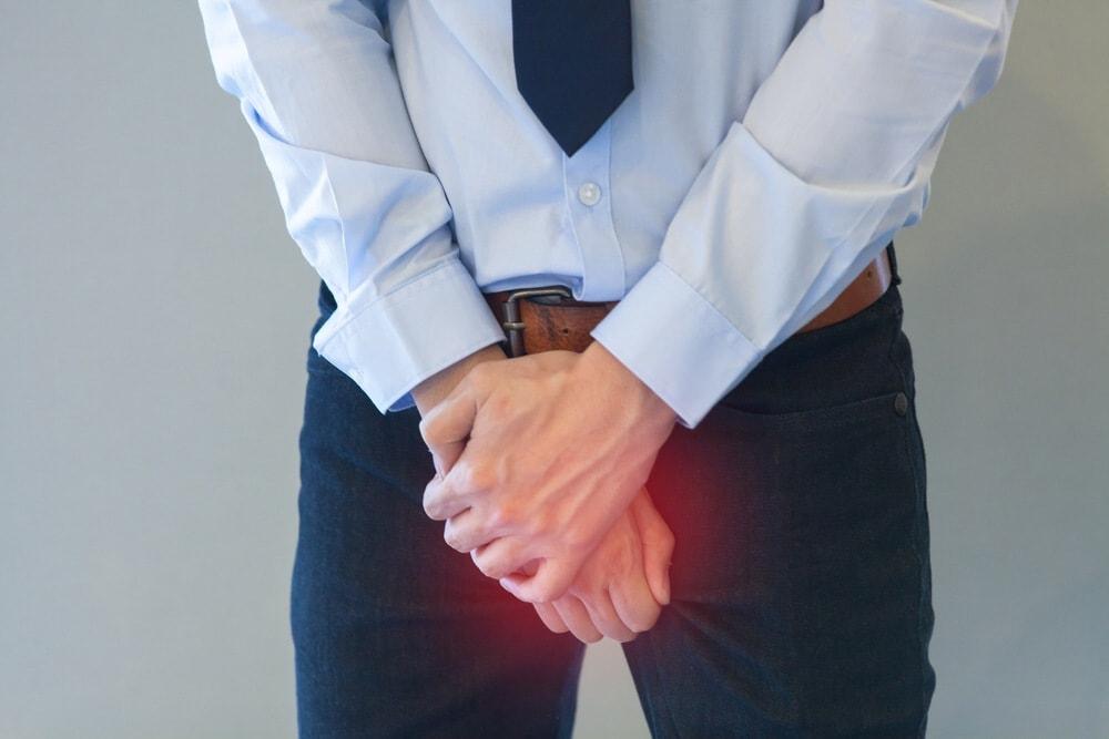 Príčiny zápalu prostaty