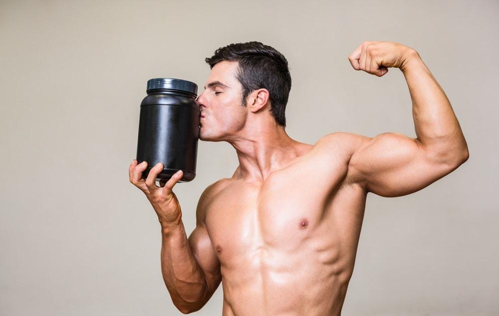 Výživové doplnky pre mužov