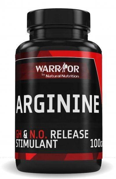 Arginín kapsuly