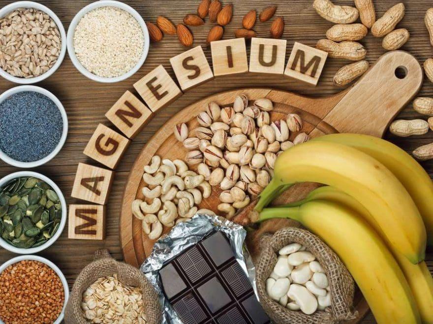 Horčík - Magnézium účinky, užívanie a kde v potravinách je