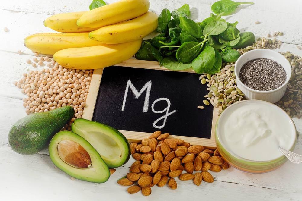 V ktorých potravinách Magnézium možno nájsť