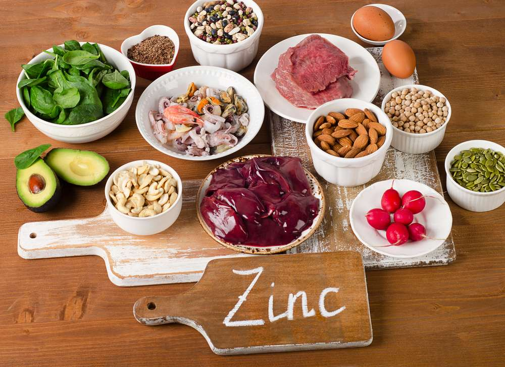 Zinok účinky, dávkovanie a v ktorých potravinách je