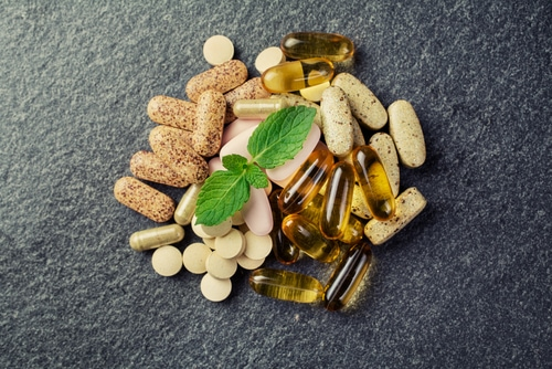 Prirodne latky, vitaminy a mineraly
