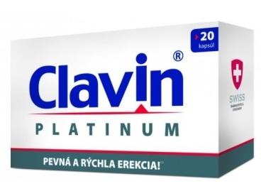 Clavin Platinum cena, ucinky, davkovanie + skusenosti