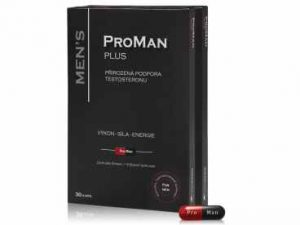ProMan Plus recenzia, zlozenie, cena + moje skusenosti