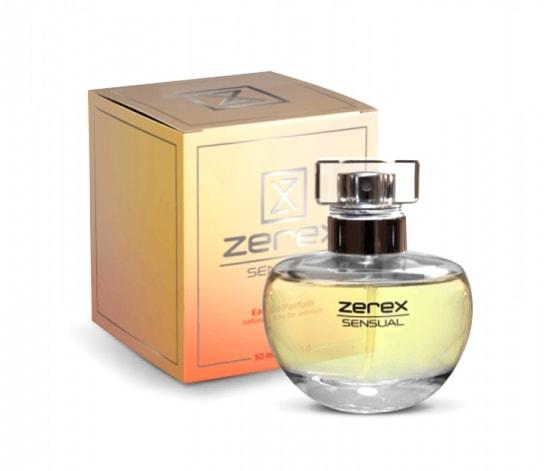 Damske parfumy Zerex zlozenie, ucinky, cena a skusenosti