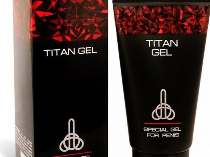 Titan Gel recenzia, skusenosti, cena, kde kupit a pouzitie