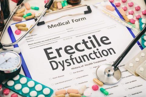 liecba erektilnej dysfunkcie