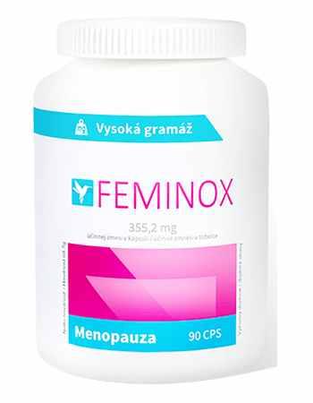 Feminox: cena, účinky, dávkovanie + skúsenosti a recenzia