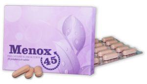 Menox45: zloženie, dávkovanie, cena a kompletná recenzia