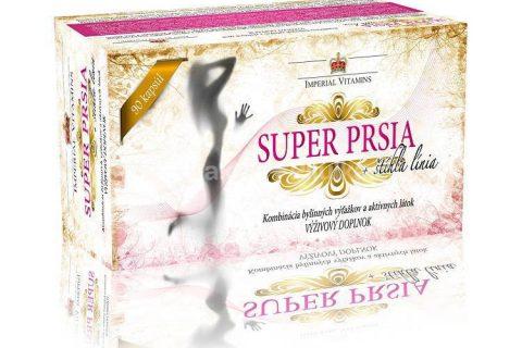 Super Prsia + štíhla línia: dávkovanie, cena a recenzia