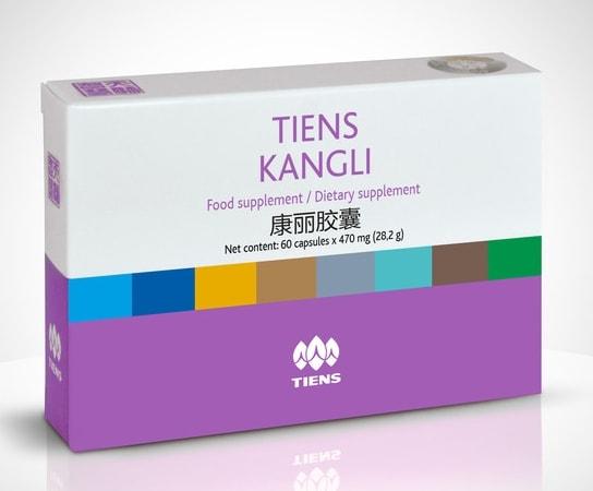 Tiens Kangli: účinky, dávkovanie, cena a kde kúpiť