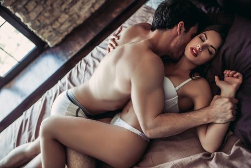 Ženy orgazmus s análny sex