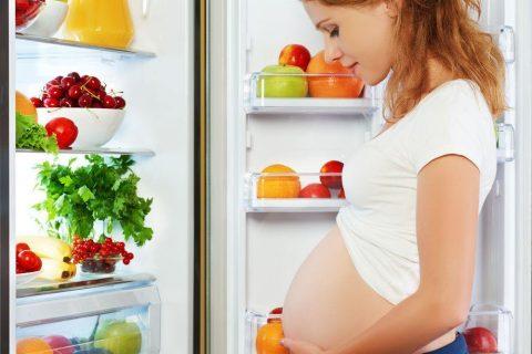 Potraviny nevhodné v tehotenstve