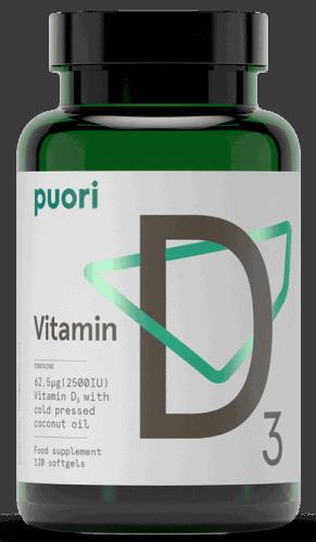 Puori Vitamín D3