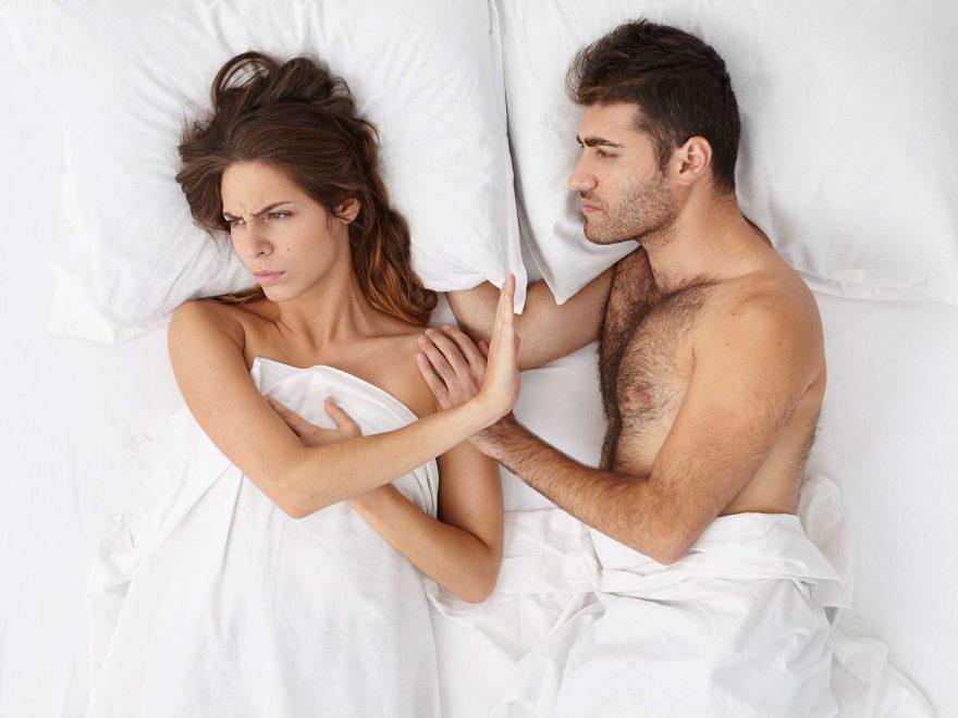 Bolesť pri pohlavnom styku