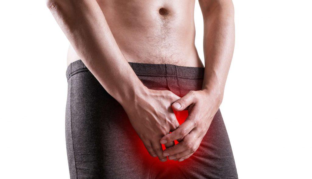 Bolestivá erekcia, bolesť pri erekcii