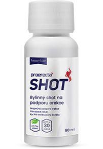 Proerecta Shot: cena + zloženie, účinky a aké dávkovanie